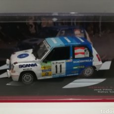 Model Cars - Renault 5 Gt Turbo, José Piñon, Rally San Froilan 1988,Ixo-altaya - 148506736