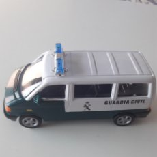 Coches a escala: CARARAMA GUARDIA CIVIL VOLKSWAGEN VAN. Lote 148526964