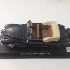 Coches a escala: LINCOLN CONTINENTAL. Lote 148566926