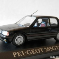 Coches a escala: PEUGEOT 205 GTI 1985 --ALTAYA-1/43-. Lote 148964514