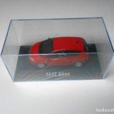 Coches a escala: 2479 COCHE SEAT ALTEA 1/43 1:43 MODEL CAR ALTAYA IXO MINIATURA MINIATURE. Lote 149242866