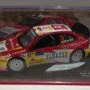 Coches a escala: CITROEN XSARA WRC, DANI SORDO, RALLYE CATALUNYA 2006, IXO-ALTAYA. Lote 149258373