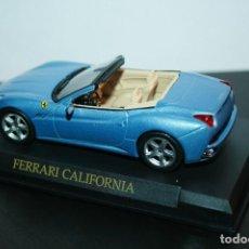 Coches a escala - Ferrari California (azul metalizado) 1:43 Promocional - 149295533