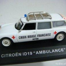 Model Cars - COCHE DE ALTAYA CITROEN ID 19 ( AMBULANCE ) ESCALA 1/43 (#) - 149752598