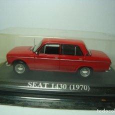 Coches a escala: SEAT 1430 DE IXO ALTAYA 1,43 NUEVO CAJA. Lote 149844138