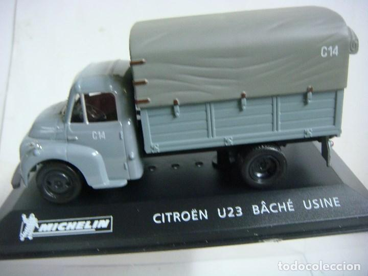 Coches a escala: COCHE DE ALTAYA CITROEN U23 BACHE USINE ( MICHELIN ) ESCALA 1/43 (#) - Foto 1 - 149867138