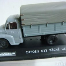 Coches a escala: COCHE DE ALTAYA CITROEN U23 BACHE USINE ( MICHELIN ) ESCALA 1/43 (#). Lote 149867138