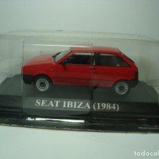 Coches a escala: SEAT IBIZA DE IXO ALTAYA 1,43 NUEVO. Lote 149895558