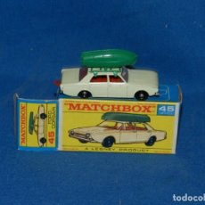 Coches a escala: (M) MATCHBOX 45 FORD CORSAIR CON CAJA, BUEN ESTADO. Lote 150462762