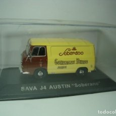 Model Cars - SAVA J4 SOBERANO DE IXO ALTAYA 1,43 NUEVO EN SU CAJA FURGONETAS DE ANTAÑO - 150491910