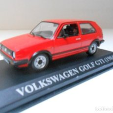 Coches a escala: COCHE VOLKSWAGEN GOLF GTI ALTAYA IXO QUERIDOS COCHES MODEL CAR 1/43 1:43 MINIATURE 1984. Lote 150658698