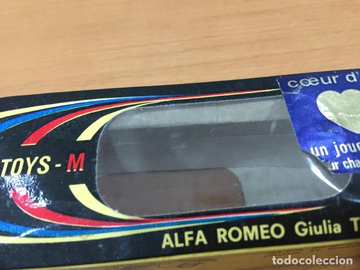 Coches a escala: ALFA ROMEO GIULIA TI CARABINIERI POLITOYS ESCALA 1:43 - Foto 9 - 150684210