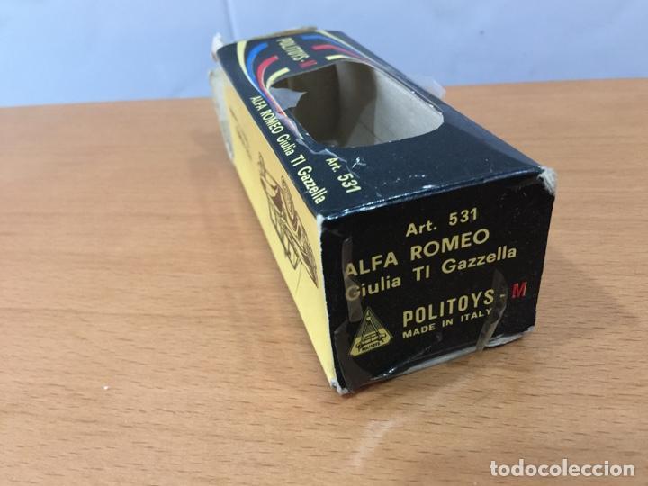Coches a escala: ALFA ROMEO GIULIA TI CARABINIERI POLITOYS ESCALA 1:43 - Foto 10 - 150684210