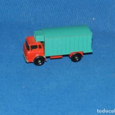 Coches a escala: (M) CAMION LESNEY MATCHBOX SERIES 44 REFRIGERATOR TRUCK , SEÑALES DE USO NORMALES. Lote 150752134