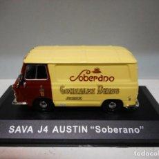 Coches a escala - Sava J4 Austin Soberano. Ixo Altaya. 1.43 - 151042154