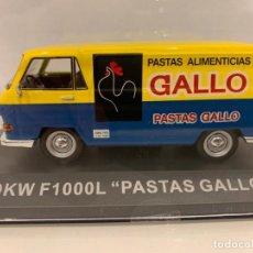 Furgoneta DKW F1000L Pastas Gallo Ixo Altaya. 1.43