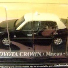 Coches a escala: TOYOTA CROWN TAXI DE MACAO 1998. Lote 151878694