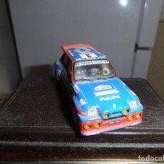 Model Cars - RENAULT 5 TURBO, TOUR DE CORSE 85, RAGNOTTI, THIMONIER - ALTAYA - 151890374