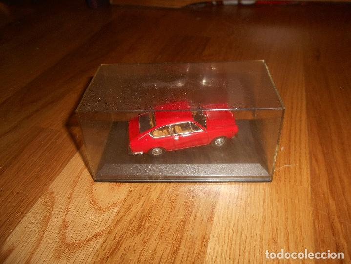 Coches a escala: 1:43 COCHE SEAT 850 COUPE 1967 MODEL CAR 1/43 IXO ALTAYA MINIATURA METAL - Foto 2 - 151900930