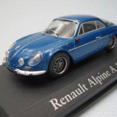 Coches a escala: RENAULT ALPINE A 110 1969 . RBA IXO. 1.43.. Lote 152416914