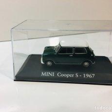 Coches a escala: MINI COOPER S 1:43 SALVAT,DIE CAST. Lote 153152018