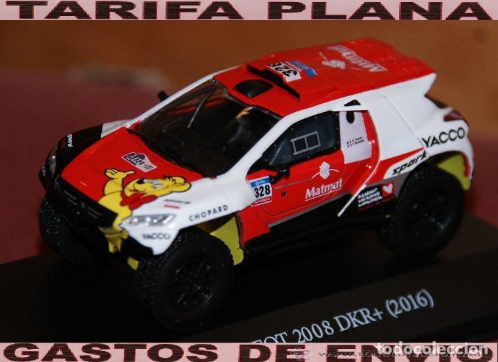 Francia 1 En Rallye Dkr Escala Dumas Nº328 Dakar2016Romain 43 Caja 2008 Peugeot vm0wNn8