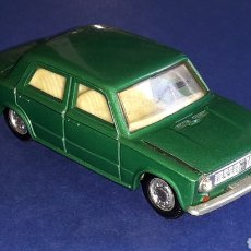 Coches a escala: SEAT 124 *VERDE METALIZADO* REF. 106, ESC. 1/43, JOAL MADE IN SPAIN. ORIGINAL AÑOS 70.. Lote 153891646