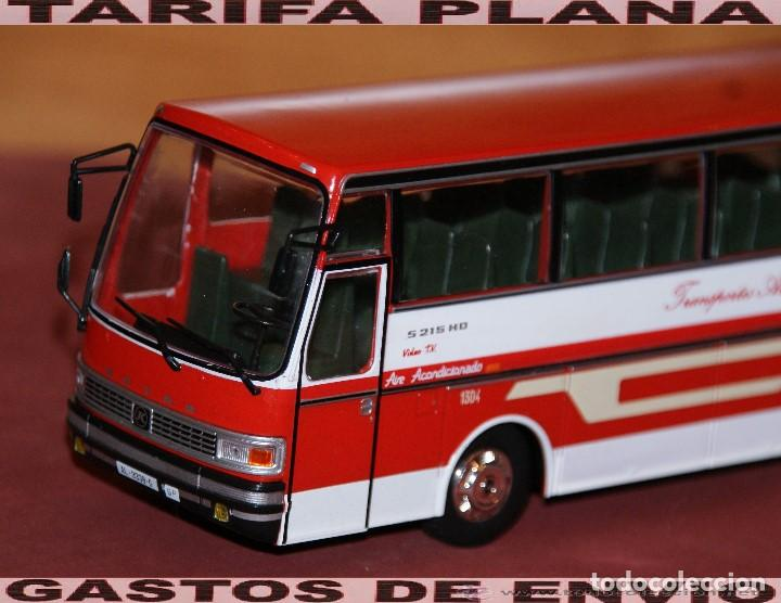 1//43 BUS SETRA S215 HD ALSINA /& GRAELLS ALMERIA AUTOBUSES EDICIÓN LIMITADA