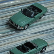 Coches a escala: LMV - COCHE MERCEDES-BENZ, ESCALA 1:43. Lote 162544656