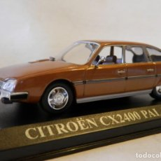 Coches a escala: CITROEN CX 2400-PALAS 1976--ALTAYA--1/43--LUGOY. Lote 154989278