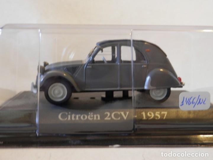 Coches a escala: CITROEN 2 CV 1957--ALTAYA--1/43--LUGOY - Foto 2 - 154989530