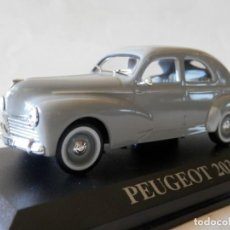 Coches a escala: PEUGEOT 203 1955--ALTAYA--1/43--LUGOY. Lote 154993458