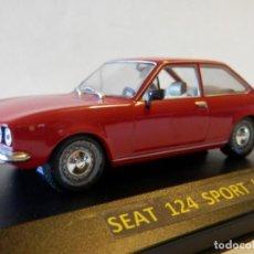 Modellautos - SEAT 124 SPORT 1971--ALTAYA--1/43--LUGOY - 155147326