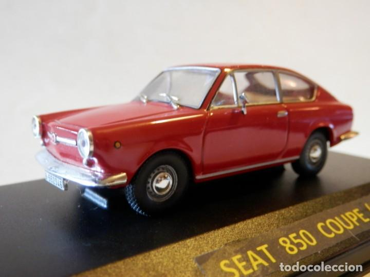 Coches a escala: SEAT 850 COUPE 1967--ALTAYA--1/43--LUGOY - Foto 1 - 155147794
