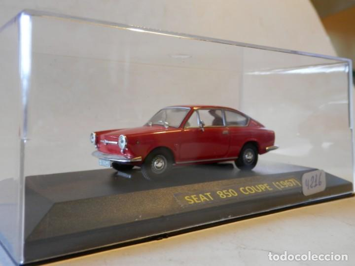 Coches a escala: SEAT 850 COUPE 1967--ALTAYA--1/43--LUGOY - Foto 2 - 155147794