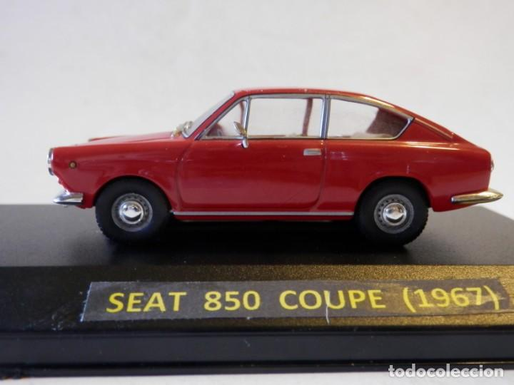 Coches a escala: SEAT 850 COUPE 1967--ALTAYA--1/43--LUGOY - Foto 3 - 155147794