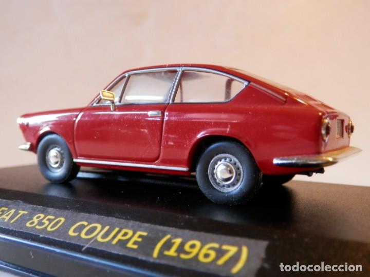 Coches a escala: SEAT 850 COUPE 1967--ALTAYA--1/43--LUGOY - Foto 4 - 155147794