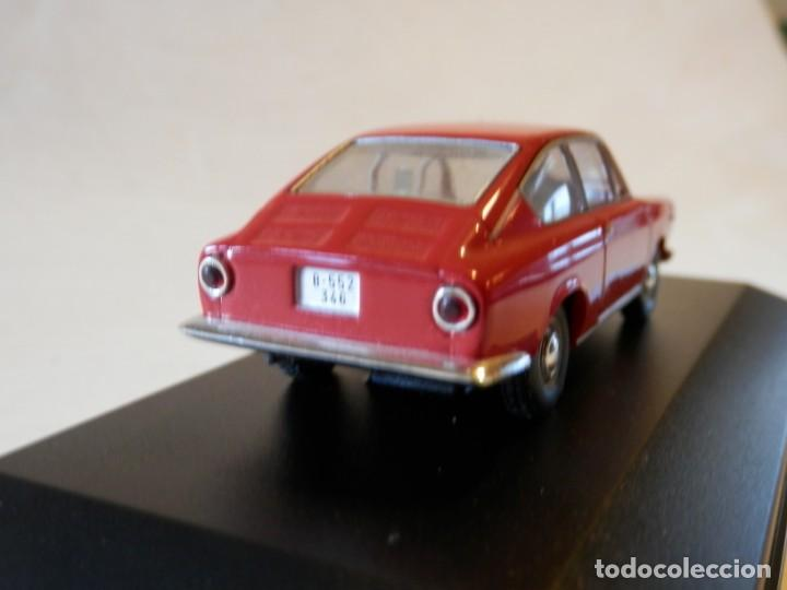 Coches a escala: SEAT 850 COUPE 1967--ALTAYA--1/43--LUGOY - Foto 5 - 155147794