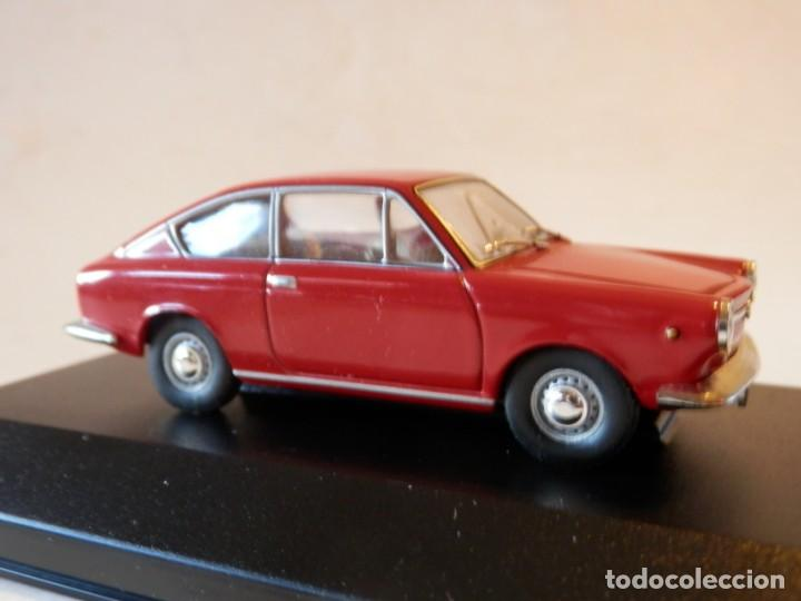 Coches a escala: SEAT 850 COUPE 1967--ALTAYA--1/43--LUGOY - Foto 6 - 155147794