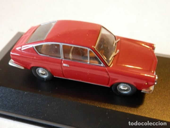 Coches a escala: SEAT 850 COUPE 1967--ALTAYA--1/43--LUGOY - Foto 8 - 155147794