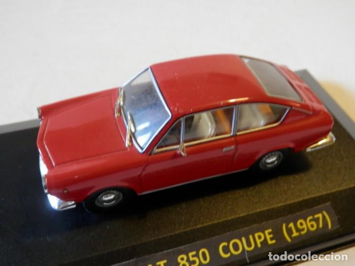 Coches a escala: SEAT 850 COUPE 1967--ALTAYA--1/43--LUGOY - Foto 9 - 155147794