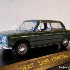 Coches a escala: SEAT 1430 ESPECIAL 1969--ALTAYA--1/43--LUGOY. Lote 182705190
