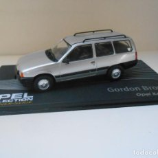Coches a escala: COCHE OPEL KADETT E 1/43 1:43 CAR GORDON BROWN ALFREEDOM MINIATURE MINIATURA. Lote 157133368