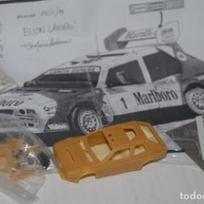 Coches a escala: [KIT] LANCIA DELTA S4 #1 G. TRELLES WINNER RALLY RACE 1989 1:43 ARENA. Lote 155597269