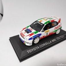 Coches a escala: TOYOTA COROLLA WRC MONTECARLO 1998 ESCALA 1/43. Lote 156750077