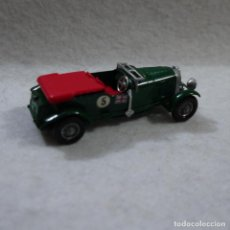 Coches a escala: MATCHBOX BENTLEY - 1929 4 1/2 LITRE - MODELS OF YESTERYEAR N.º 5. Lote 156904906
