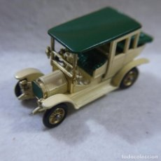 Coches a escala: MATCHBOX BENZ - LIMOUSINE 1910 Y-3 - MODELS OF YESTERYEAR. Lote 156905022