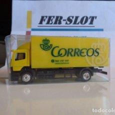Coches a escala: CAMION PEQUEÑO DE CORREOS ESPAÑA. Lote 158591958