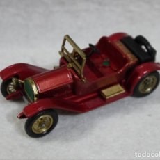 Coches a escala: STUTZ 1914 - MATCHBOX - MODELS OF YESTERYEAR N.º 9 . Lote 158845546