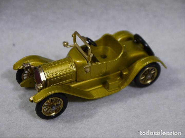 CADILLAC 1913 - MATCHBOX - MODELS OF YESTERYEAR N.º 6 (Juguetes - Coches a Escala 1:43 Otras Marcas)